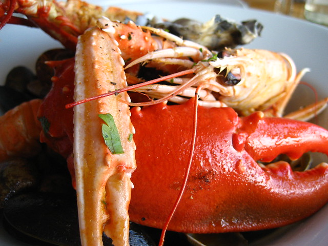 What Is Seafood Extender Made From