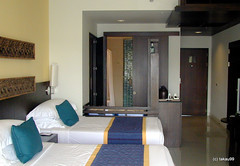 Guest Room of Sheraton Krabi Beach Resort, Thailand