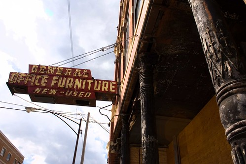 General Office Furniture sign-Chicago, IL