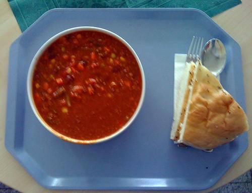 Chili con carn grande vitesse delices d 39 edith - Marmiton chili con carne ...