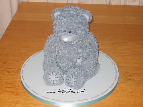 Me to You Bear Cake
