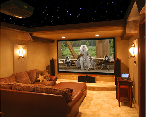 Wlecome In Home Theater Projector