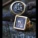 antique alexander rings by eduardo montepeque