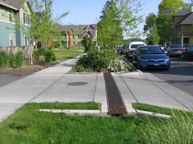 City Garden Row Car Park
