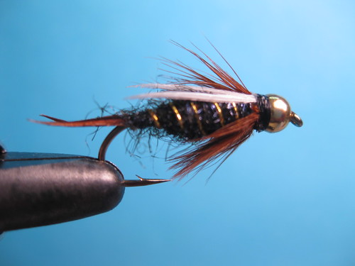 Tungsten ice prince joins local hall of fame ranks with for Ice fishing flies