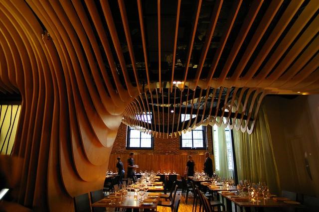 Banq Restaurant By Office Da Flickr Photo Sharing