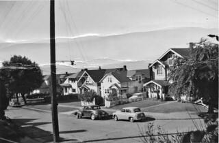 Galer & 9th Avenue W., 1952