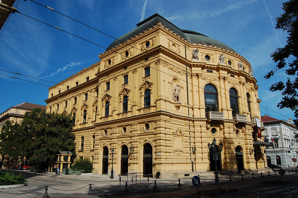 Szeged, National Theatre
