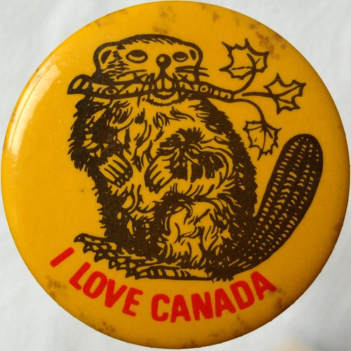 Proud Canadian Badge