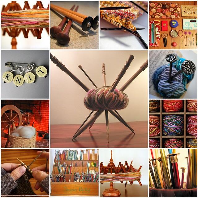 Knitting supplies Flickr - Photo Sharing!