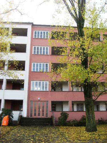 Varie ed eventuali di strade berlinesi di architetture di for Nuovi piani domestici americani