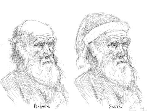 Darwin-Santa