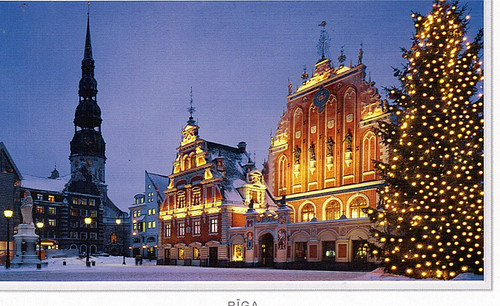 Historic Riga, Latvia-UNESCO