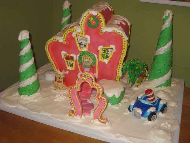 Whoville Decoration Ideas A Gallery On Flickr