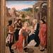 Museum Boijmans van Beuningen - De aanbidding der koningen - Geertgen tot Sint Jans, met lijst