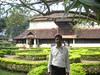 Koyikkal Palace - Folklore & Numismatic Museum. Nedumangad, about 18 km from Thiruvananthapuram city on the way to the Ponmudi hill station and the Courtalam waterfalls, Thiruvananthapuram district, south Kerala. ( N G Nair Travel Report Trivandrum Kerala