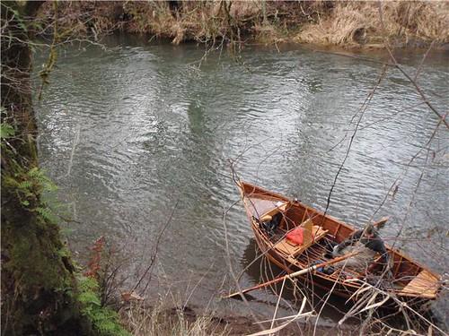 Alsea river report christmas break steelhead the caddis for Alsea river fishing report