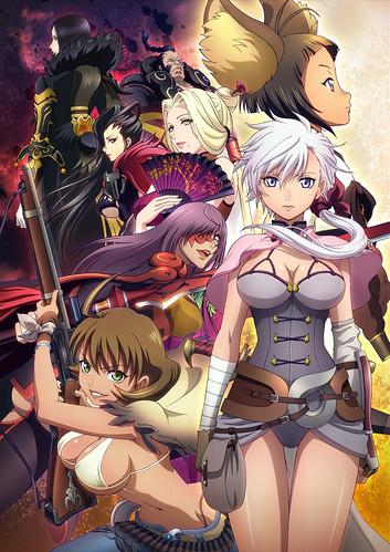 140310(1) - 線上遊戲改編動畫《ブレイド アンド ソウル》(劍靈 Blade & Soul)將在4/3首播!原創故事大意、主角海報&聲優揭曉! 1