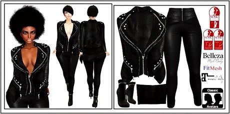 Lydia Black Outfit sl - SecondLifeHub.com