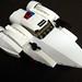 Space Police Starfighter by Brick Britt