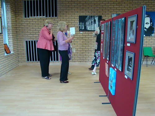 The 'Young Carers Project' Charity Art Exhibition
