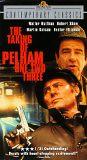 Taking of Pelham 1-2-3 [VHS] starring Walter Matthau, Robert Shaw, Martin Balsam, Hector Elizondo, Earl Hindman