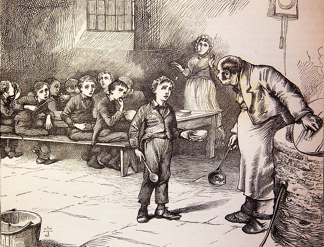 Oliver Twist had his way of asking for more - thanks to our own Lindsay Scott, you'll find your voice calling for a pay rise