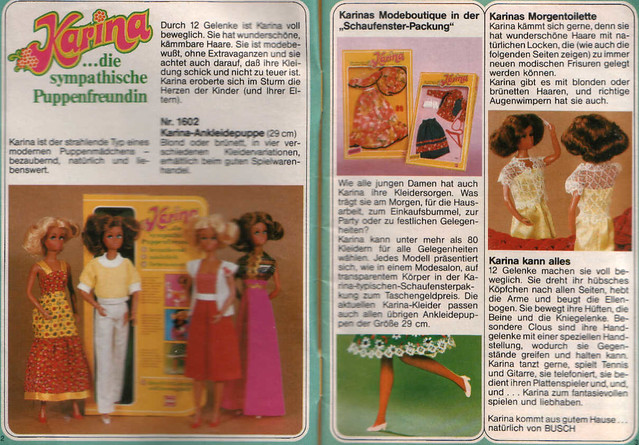 Karina Booklet #2 (February 1980) by Polly Plasty I.