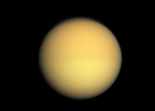 Titan, Saturn's Moon (NASA, File Photo)