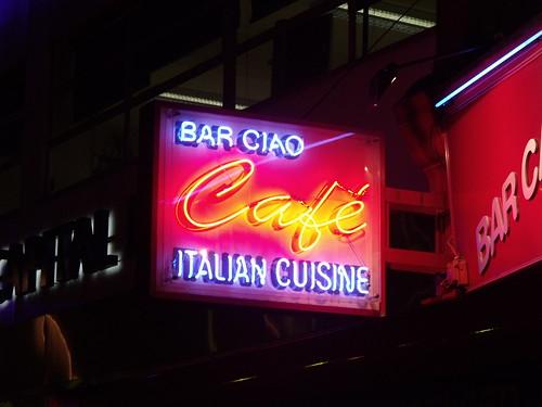 Bar Ciao Cafe - Italian Cuisine