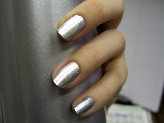 Aluminum nails