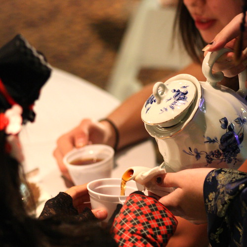Saboten-Con Tea Party