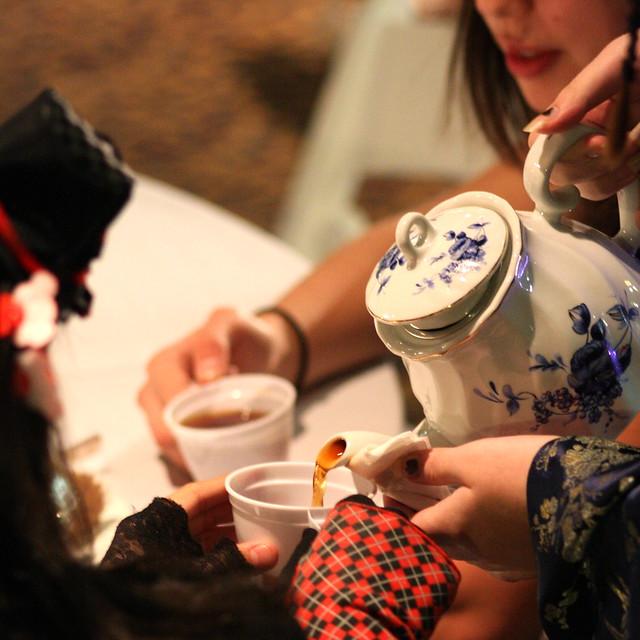 Saboten-Con Tea Party