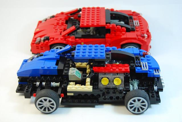 Camaro transformers wrc france 2011 nice hips moskvich for Honda motor lego kits