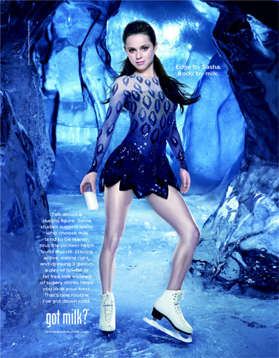 figure skating star Sasha Cohen winter sports