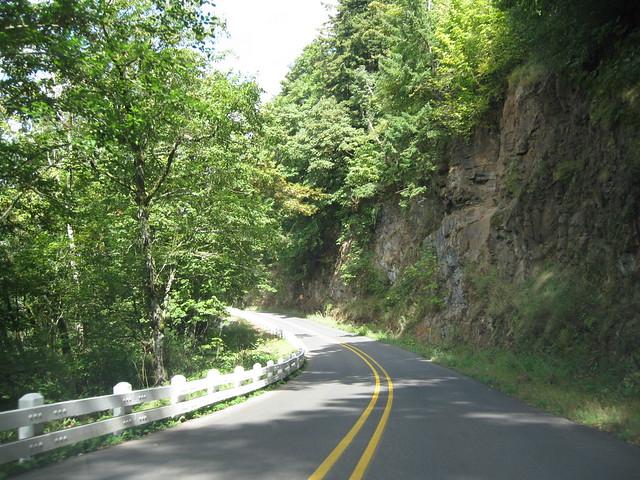 Historic Columbia River Gorge Highway - Oregon