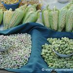 Corn and Beans - Otavalo Market, Ecuador