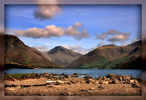 Wasdale in the Lake District