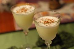 horchata, drink, cocktail,