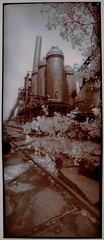 Carrie Furnace by John Fobes