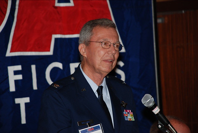 Air Force Section Photos - 2009 National Convention