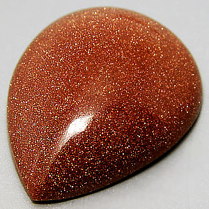 17 85 cts lab brown goldstone gemstone ts23 11 flickr