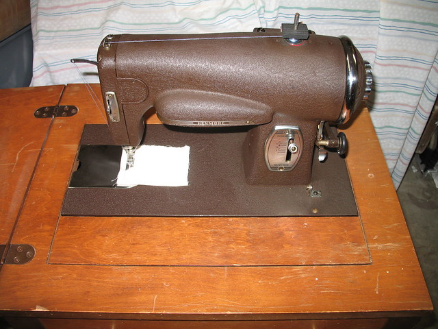kenmore rotary sewing machine