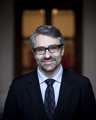 Pascal Saint-Amans, Director of the Centre for Tax Policy and Administration