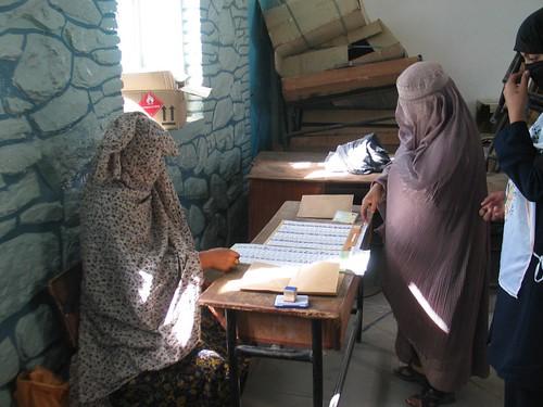 Afghan Elections 2009 (Kandahar) / Élections afghanes 2009 (Kandahar)