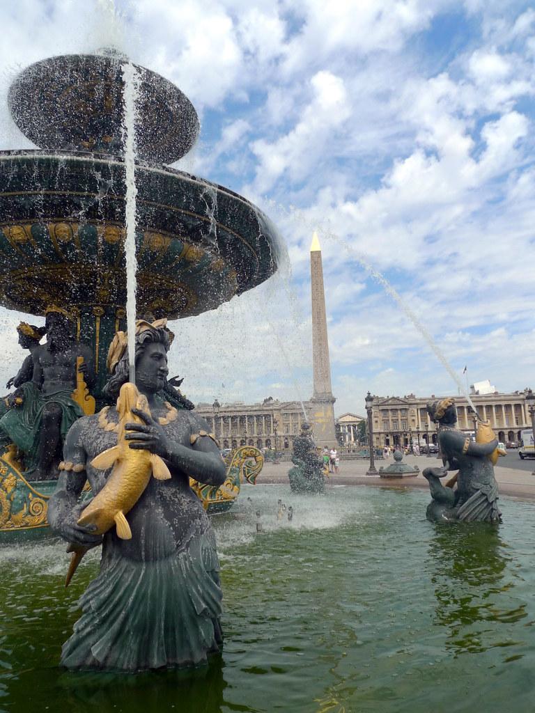 place de la Concorde (PARIS,FR75)
