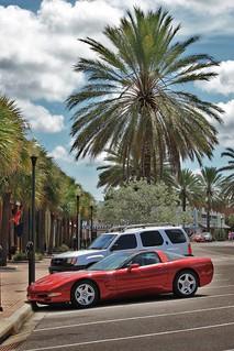 Florida Corvette