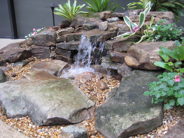 Image Result For Diy Pondless Water Feature