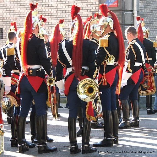 Portes ouvertes garde r publicaine 2009 mon journal de bord - Portes ouvertes garde republicaine ...