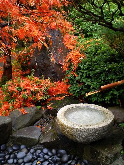 Giardino Zen Giapponese : Japanese water basins a gallery on flickr